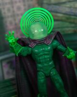Green Mysterio Powers EFFECT ONLY Mezco, Marvel Legends 1/12