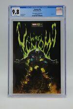 Venom (2018) #30 Kael Ngu Comic Kingdom Of Canada CGC 9.8 Blue Label White Pages