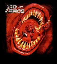 VIO-LENCE cd cvr Mouth ETERNAL NIGHTMARE Official SHIRT SMALL New nbp