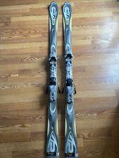 K2 Omni 5.5 167cm Skis Marker 11.0 Adjustable Bindings