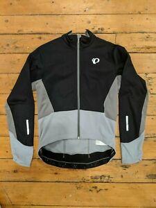 Pearl Izumi Elite Pursuit Softshell Men's Cycling Jacket, Black, Small