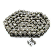 "0.5M 04C Chain 6.35mm Pitch with Chain Connector for metal 1/4"" 04C sprocket"