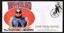 One Man Gang Wrestling Legends Souvenir Cover