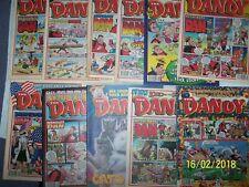 11 Dandy Comics 2001 ~ 13, 20/10, 3, 10, 17, 24/11, 1, 8, 15, 22, 29/12/2001