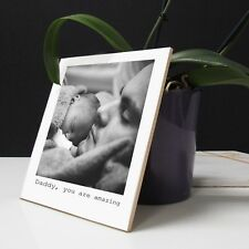 Ceramic Photo Tile, Personalised Photo Tile, Photo Memory Gift, Picture Frame