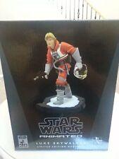 Luke Skywalker Star Wars Animated Gentle Giant Maquette