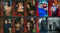 Smallville Choice of Individual Season DVD Set 1 2 3 4 5 6 7 8 9 or 10 Superman
