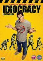 Idiocracy Nuovo DVD Region 2