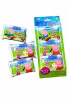 Peppa Pig Hand and Face Wipes Triple pack of 10 wipes (30 wipes total)