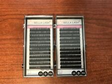BELLA LASH Premium Synthetic Mink 10 mm Extensions D  [2 TRAYS]