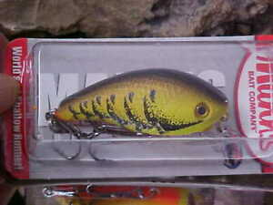 Mann's Elite Series Baby1- Minus SB4E-5 the WORLD'S #1 Shallow Lure for Bass