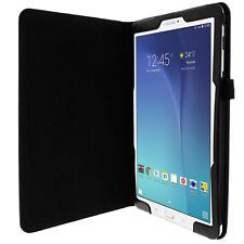 Funda protectora para Samsung Galaxy Tab E 9.6 - Negra - Función soporte