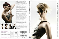 VIDAL SASSOON METROPOLIS NOW HAIRDRESSING DVD