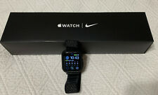 Apple Watch Series 5 44mm GPS+Cellular Space Gray Aluminium Case with Black Loop