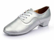 Man Boy Man's Ballroom Tango Latin Dance Dancing Shoes heeled Salsa 4 cm heel