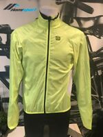 Ale Cycling Jacket Windfront Yellow Fluo|BRAND NEW