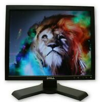 "Dell P190S/1908FP/1907FP 19"" LCD Monitor DVI VGA USB 1280x1024 5:4 Grade C"