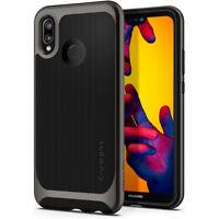 Huawei P20 Lite Nova 3e Case | Spigen® [Neo Hybrid] Bumper Protective Cover