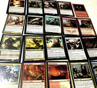 Magic The Gathering MTG Mixed Lot Of Rare Cards (90) Cards Excellent Conditions
