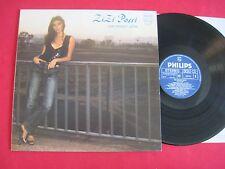 NM RARE BRAZIL POP LP - ZIZI POSSI - UM MINUTO ALEM (1981) PHILIPS 6328 346