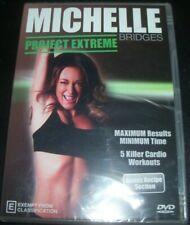 Michelle Bridges: Project Extreme (Australia Region 4) DVD - New