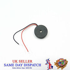 17 mm passif Piezo Electronic Buzzer Alarme son continu Beeper voiture Arduino