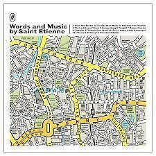 SAINT ETIENNE Words And Music CD BRAND NEW
