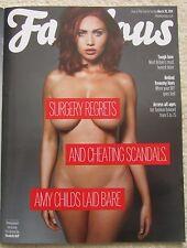 Amy Childs – Amy Adams - Fabulous Magazine – 30 March 2014