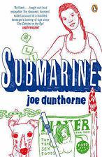 Submarine, Dunthorne, Joe Paperback Book