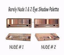 Neutral Eye shadow Palette - Beauty Creations Barely NUDE Eyeshadow Palette