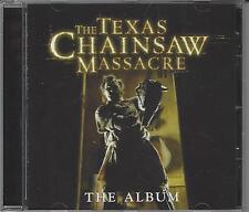 O.S.T. - The Texas Chainsaw Massacre / NEUWARE, new CD / Panterea, Hatebreed ! !