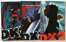 DK2 The Dark Knight Strikes Again #1- 3 (2001) DC Comics TPB NM 9.4