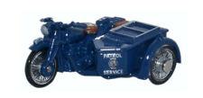 Oxford Diecast BSA Motorcycle/sidecar NRMA 76BSA009