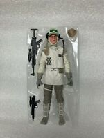 STAR WARS BLACK SERIES hoth rebel 40th Anniversary  in trimmed tray