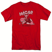 Hagar the Horrible Newspaper Strip Mens Unisex T-Shirt, Available Sm to 3x