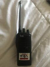 ICOM IC-F4001 TWO WAY RADIO UHF 406.1-470 MHz 16 CHANNEL FREE SHIPPING