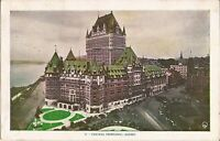 Quebec City, CANADA - Chateau Frontenac - 1957 - ARCHITECTURE