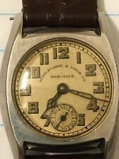 Vintage Abercrombie & Fitch Shipmate Watch for Parts