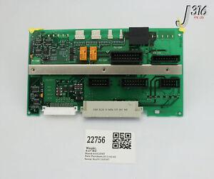 22756 AGILENT PCB, TESTHEAD POWER INPUT BOARD E3120-66544