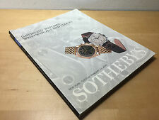 Magazine SOTHEBY'S Important Watches, Wristwatches & Clocks - New York Feb 2000