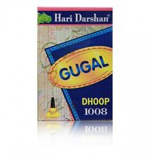 Hari Darshan Gugal Dhoop 20 sticks with stand for diwali free ship