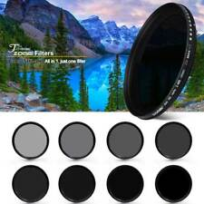 Zomei 52mm Slim Fader ND2-ND400 ND Filter Adjustable Variable Neutral Density