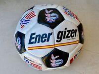 1994 USA WORLD CUP SOCCER BALL –ENERGIZER  BUNNY LOGO