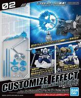 Yellow Bandai 30 Minute Missions #01 Customize Effect Gunfire BAS5060254
