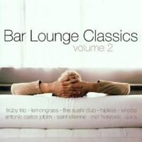 BAR LOUNGE CLASSICS VOL.II SAMPLER 2 CD NEUWARE