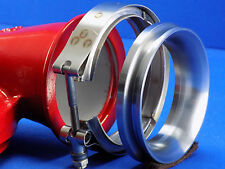 "Fits S400 V-band Flange to 4"" with clamp kit"