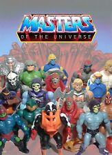 He-Man Masters of the Universe Figure Lots! U choose! Skeletor Ram Man Hordak