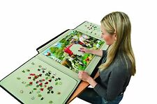 Puzzle Portable Storage Board Safe Holder 1000 Pieces Jigsaw Carry Case Mat