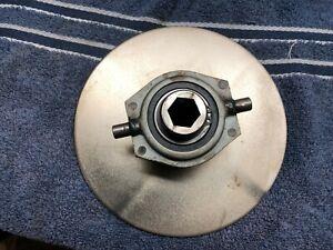 Plate 1 7KA-46336-00-00 YS-624T YS-624W Yamaha Snow Blower Thrower
