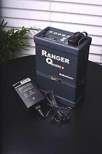 Elinchrom Ranger Quadra Asymmetric with lead gel Battery pack + Charger